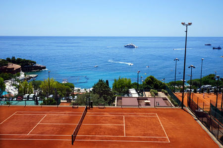 Tennis games: Monte Carlo Rolex Masters 14-22 April 2018