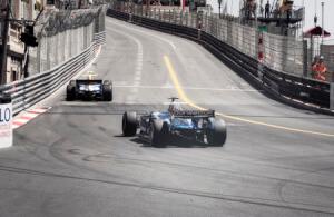 Formula 1 Monaco Grand Prix 2018
