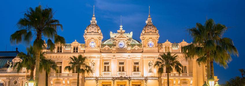 Monaco – A small luxorious world on Cote'd Azur