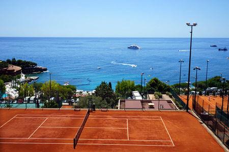 Tennis games: Monte Carlo Rolex Masters 14-22 April 2018